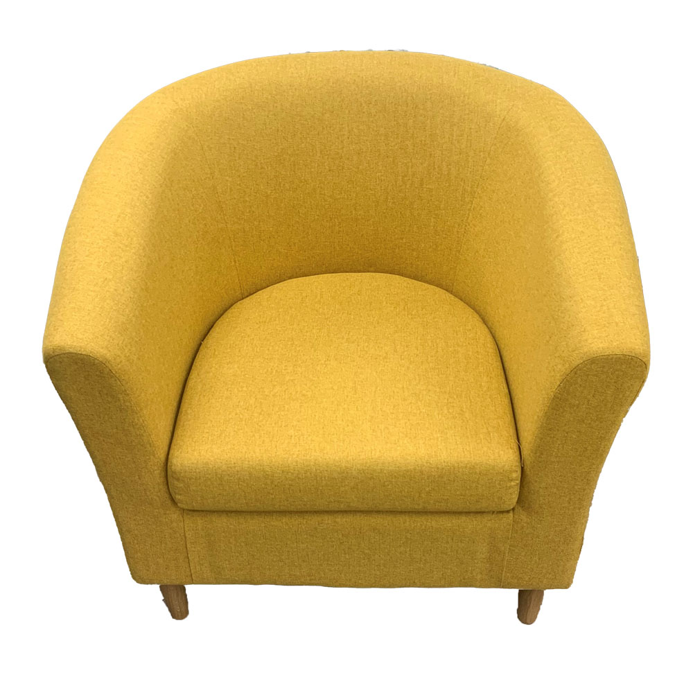 Mulberry Tub Chair - Mustard