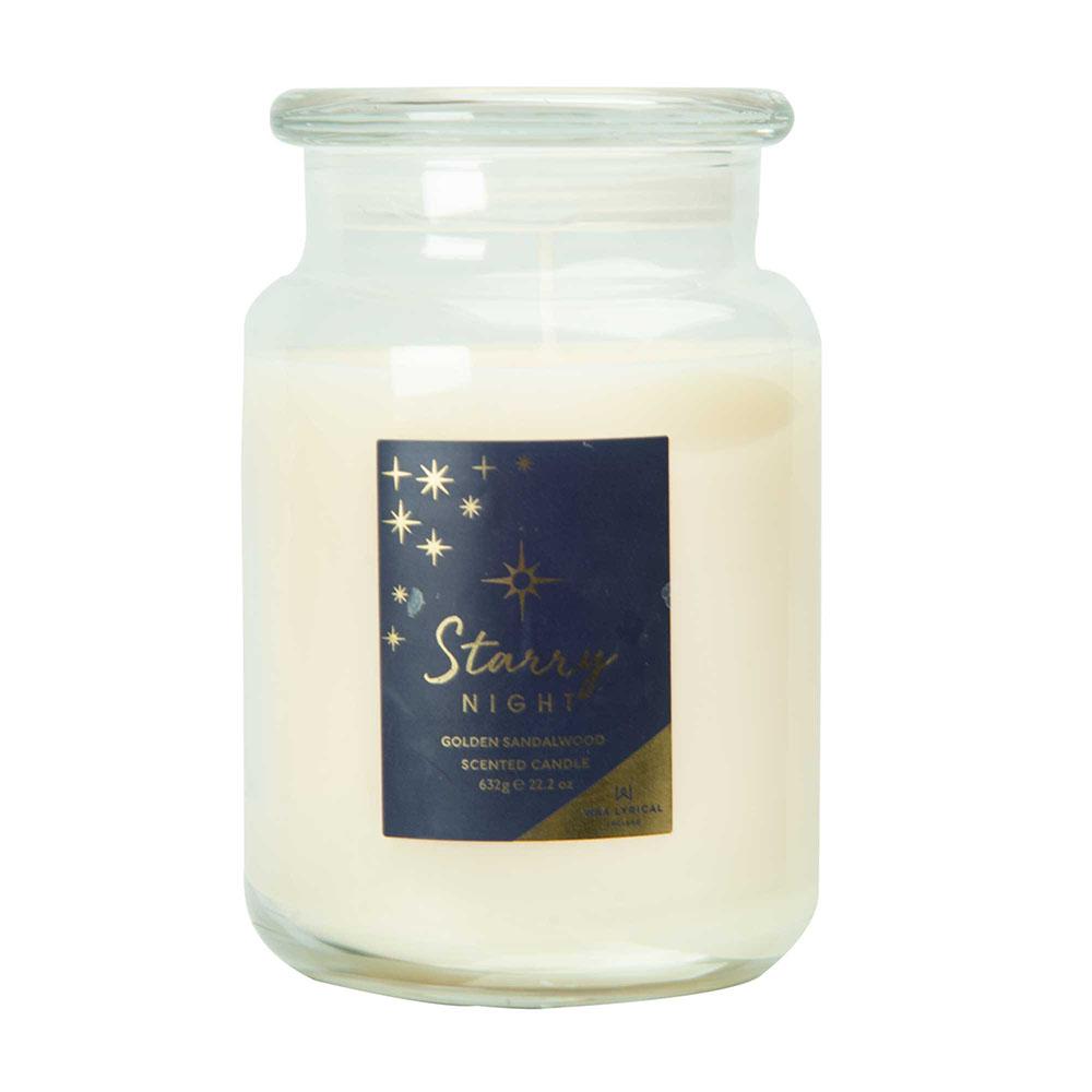 Wax Lyrical Starry Nights Large Candle Jar