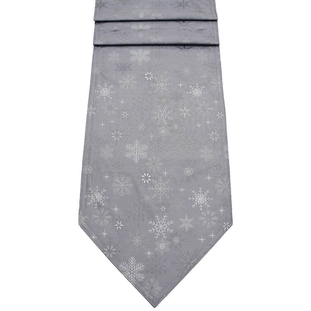 Snow Crystal 14x 75 Runner 35/190 Grey