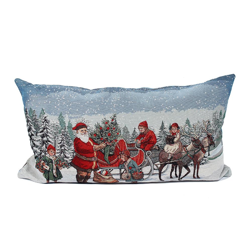 Reindeer Ride Cushion