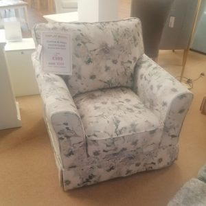 Collins & Hayes Heath Chair