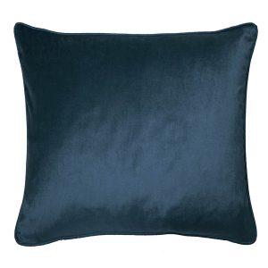 Laura Ashley Nigella Cushion 50cm x 50cm  Midnight