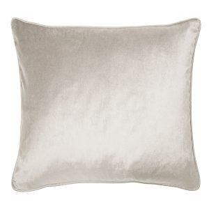 Laura Ashley Nigella Cushion 50cm x 50cm  Silver