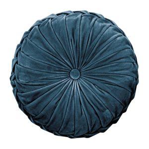 Laura Ashley Rosanna Cushion 35cm x 14cm Dark Seaspray