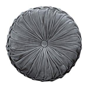 Laura Ashley Rosanna Cushion 35cm x 14cm Steel