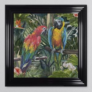 Jungle Parrot Picture 68 x 68
